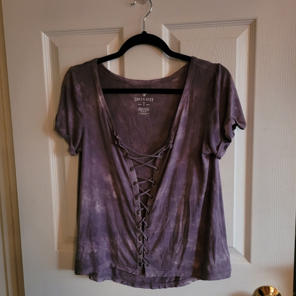NWOT Soft & Sexy Top